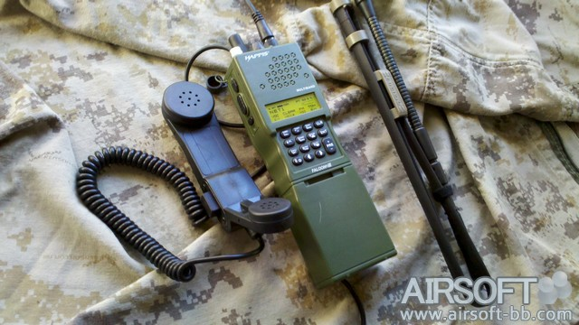 Sistemas de comunicacion PRC-152-Ztactical-ELEMENt-030