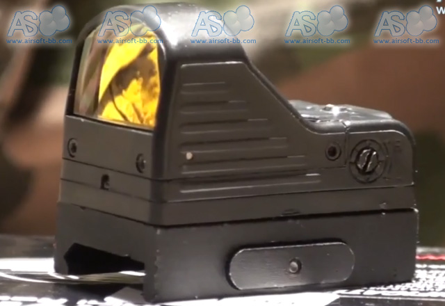 asBB review micro dot sight ELEMENT eMRDS ex 210 Elementmicrodot-review