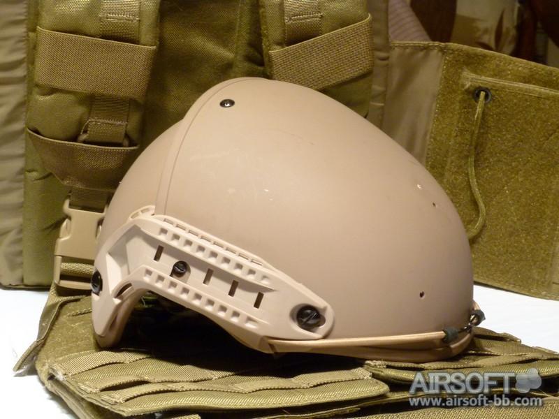 Casco AirFrame TMC copia de Crye Precision con accesorios Helmet-casco-airframe-shootercbgear-com-002