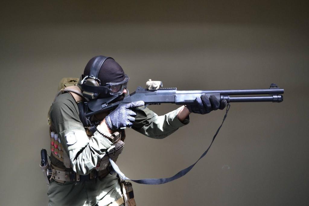 escopeta airsoft