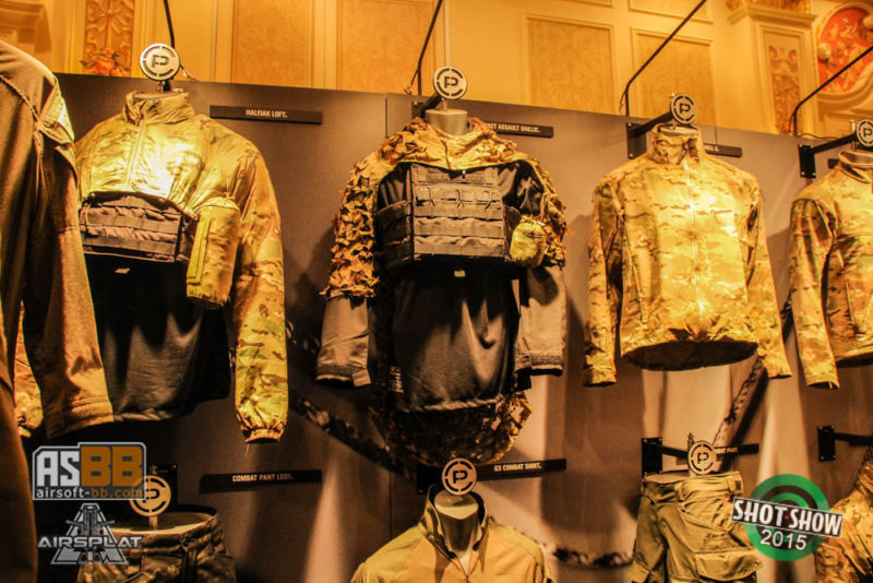Review: Chaleco plate carrier crye multicam de Rothco Shotshow2015-1611