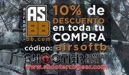 descuento airsoft shootercbgear español