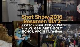shot show 2016 dia 2