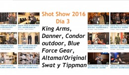 shot show 2016 dia 3