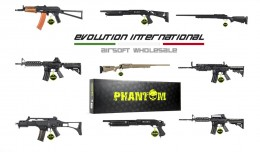 evolution international phantom