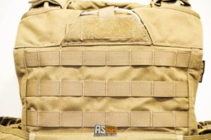 RBAV vest Evolution Gear coyote brown004