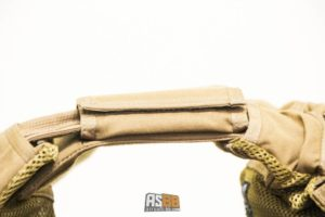 RBAV vest Evolution Gear coyote brown017