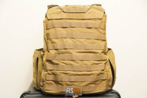 RBAV vest Evolution Gear coyote brown022