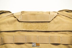 RBAV vest Evolution Gear coyote brown024