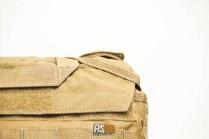 RBAV vest Evolution Gear coyote brown025