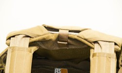 RBAV vest Evolution Gear coyote brown031