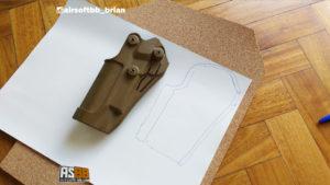 gearskin multicam holster 1911 1