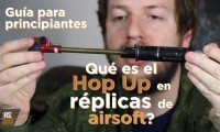 que es el hop up en replicas de airsoft