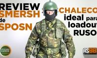 review Smersh Sposn SSO Russian Warrior