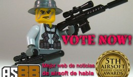 Vota a airsoftBB en el Airsoft Players' Choice Awards
