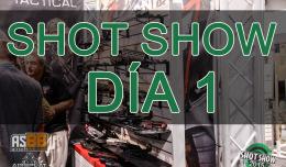 Shot Show 2015 día 1