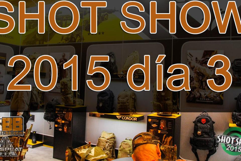 airsoftBB en el Shot Show 2015 día 3