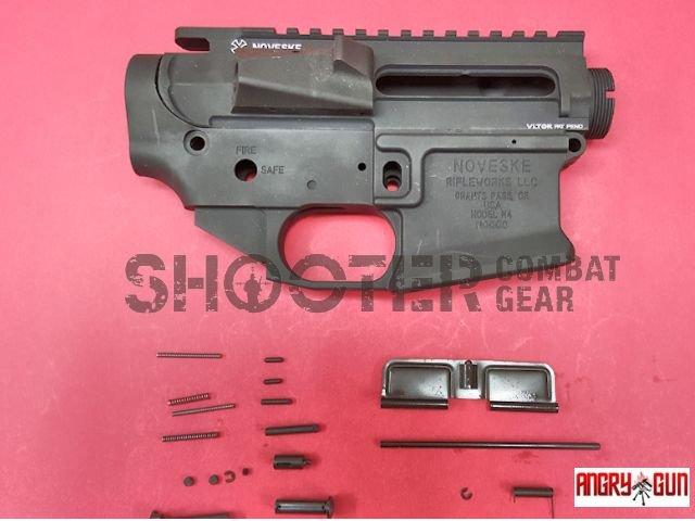 SOCOM y Noveske partes de Angry Gun disponibles en ShooterCBGear.com
