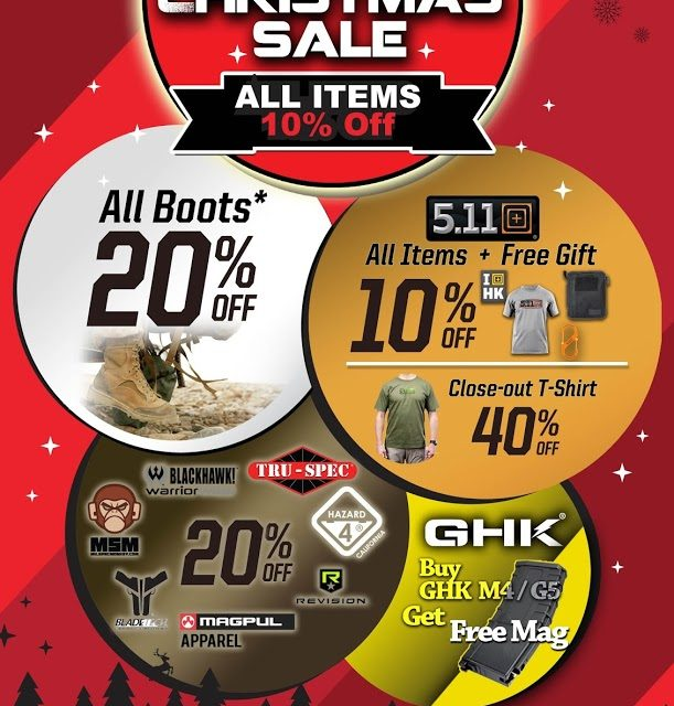 eHobby Asia Christmas Sale + regalo