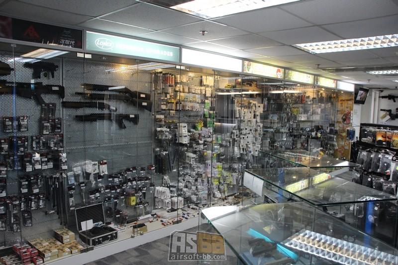 WGC shop HK HK007