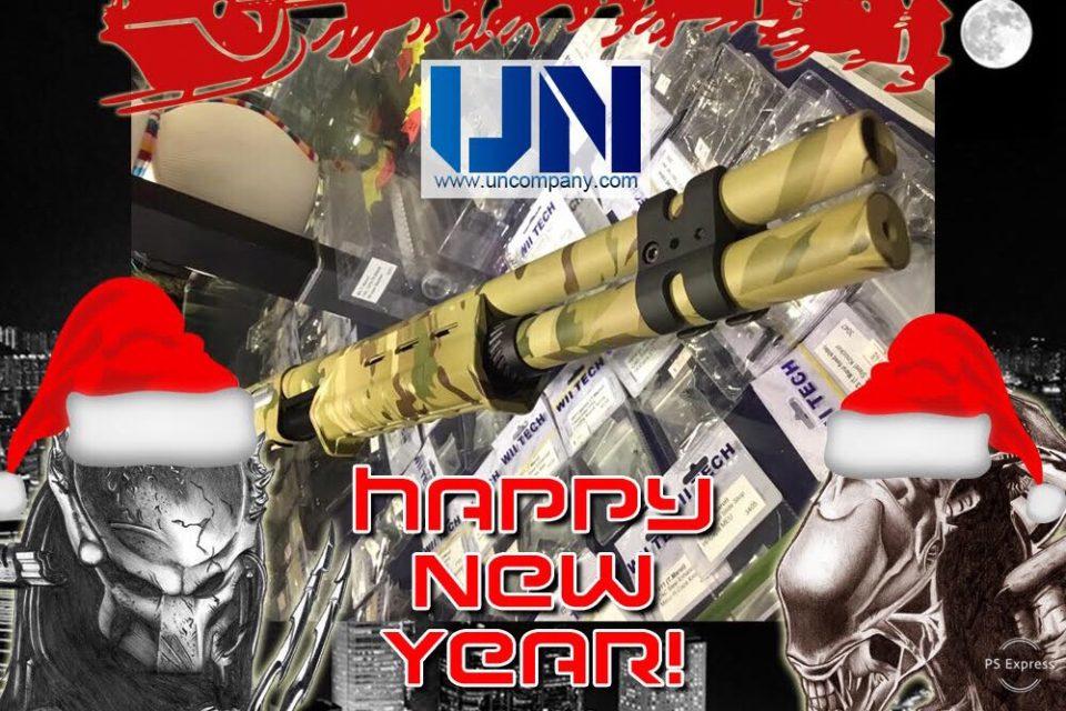 oferta de año nuevo de Uncompany por el 2019