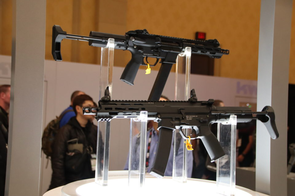 Shot Show 2019 día 2: Evike.com, KWA, ZShot, RedWolf Airsoft y JAG precision