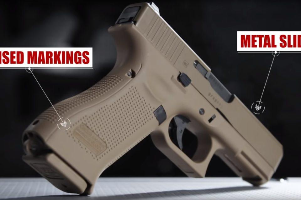 REDWOLF: Glock 19x la pistola que el ejército de USA no eligió
