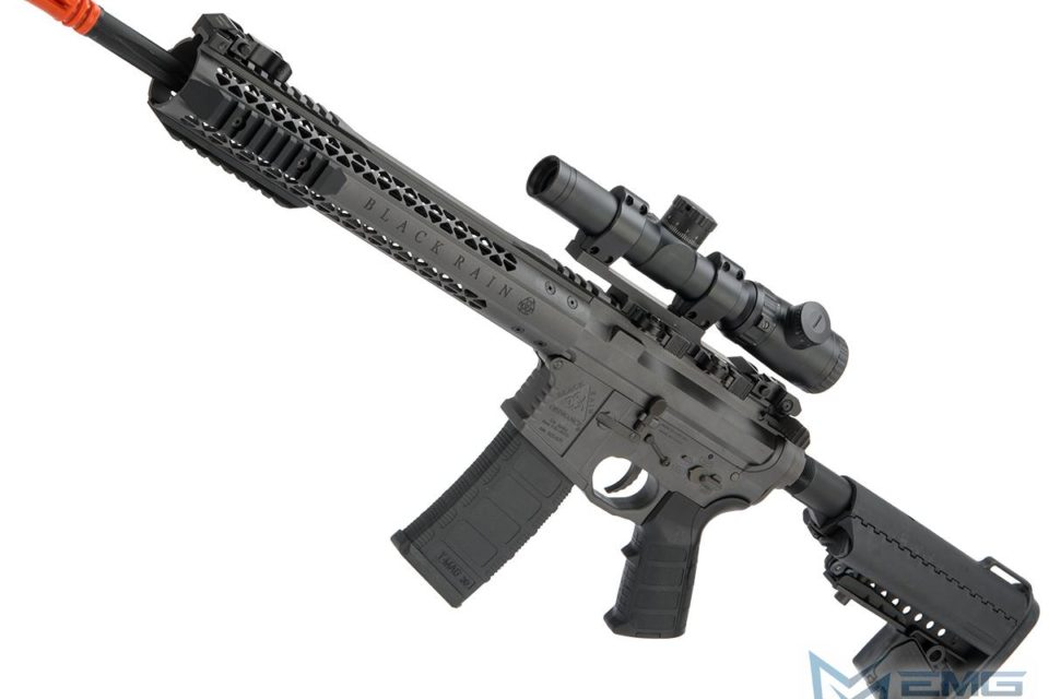 La nueva EMG BLACK RAIN ORDNANCE BRO SPEC15 - King Arms