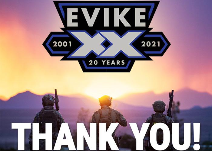 ¡ 20 años de Evike.com !
